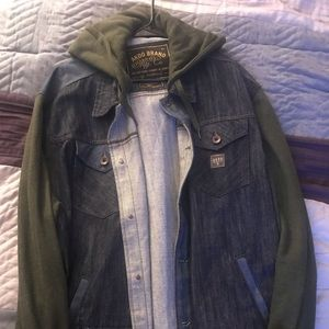 Akoo Jean jacket